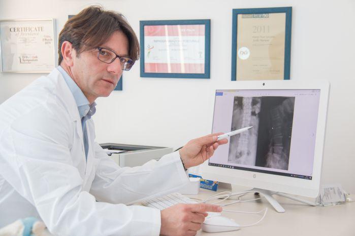 Direttore Sanitario - Modica Medica -Dott Mariano Scollo